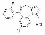Midazolam HCl/Maleate 59467-96-8